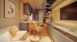 Apartamento à venda com 1 dormitórios em Novo mundo, Curitiba cod:CO0041