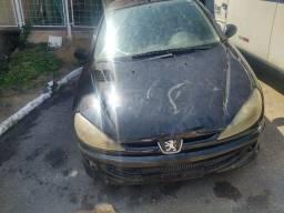 Vendo Peugeot 206 ano 2000