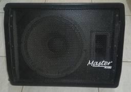Caixa Ativa Master áudio