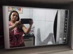 Microondas Electrolux 32l espelhado