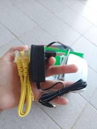 Roteador intelbras nunca usado