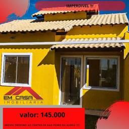 LFL&+ - Linda casa 2 Quartos no bairro Morada da aldeia