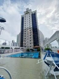 Apartamento 4 Suítes, 3 Vagas e Nascente Total p/ Locação