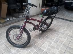 Bicicleta aro 20montadinha