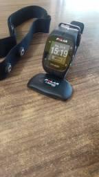 Título do anúncio: Relógio Polar M400 com GPS integrado.