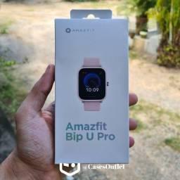 Smartwatch Amazfit Bip U PRO + película