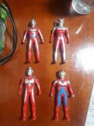 Título do anúncio: Bonecos Ultraman