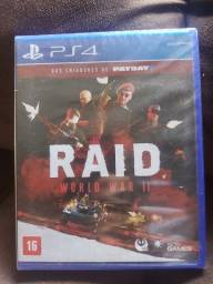 Vendo Raid world war 2 de ps4/ps5