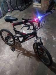 Bicicleta Fischer - Fast Boy