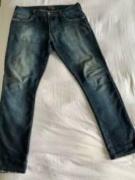 3 calças jeans scooner e Lordman 42