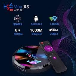 H96max x3 4gb de ram 64gb de rom