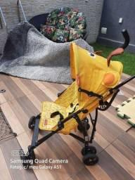 Carrinho de bebê Ficher price
