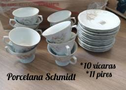Jogo Porcelana