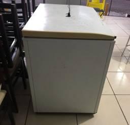 Freezer eletrolux 1 porta dupla função
