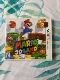 Jogo Mario 3D Land