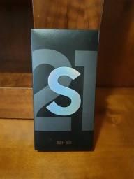 Samsung Galaxy S21+ Plus 128GB Prata (Novo, Lacrado)