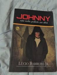 Livro Johnny, Esta Noite Pedirão Sua Alma - Lúcio Barreto Jr