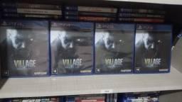 Resident Evil Village PS4 - Novo