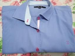 Camisa feminino   tamanho M