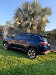 Jeep compass 2020 diesel 4x4 impecável estado de 0km ! Ipva pago