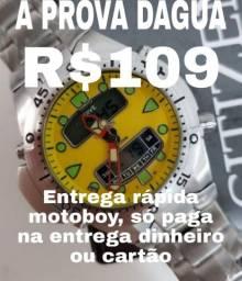 Relógio citizen aprova dagua