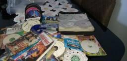 Vendo CDS DVDS, filmes, etcccc
