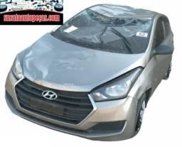 Sucata Hyundai HB20 Hatch 1.0 Mecânico Para Retirada De Peças