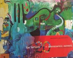 Livro de Arte Tra Infiniti (Bilíngue Port Italiano)