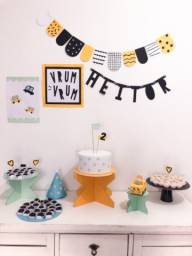 Kit festa infantil Artesanal