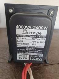 Transformador de 110/220v