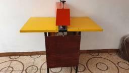 Máquina Corte e Vinco Manual Compacta Print 50 cm