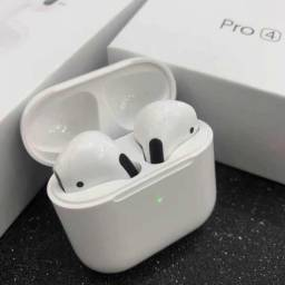 Fone Bluetooth AIR PRO 4!!!! Produto novo + garantia + parcele em 3x sem juros
