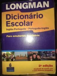 Dicionário Escolar Longman
