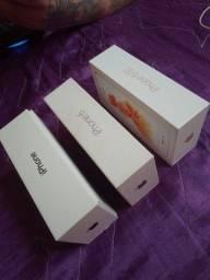 Vendo caixas vazias de iPhone 60 reais cada
