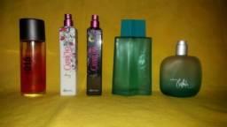 Frasco de perfume [vazio]