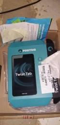 Tablet twist positivo novo na caixa