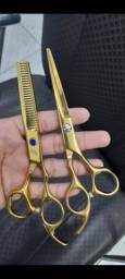 Título do anúncio: Tesouras pra cabelo