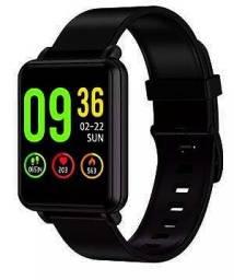 Relógio digital inteligente smartwatch Colmi topíssimo