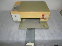 Título do anúncio: Impressora HP C3180 Photosmart ,conservada, no precinho para vender logo!!!