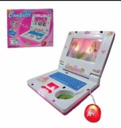 Notebook de brinquedo para criança