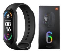 Mi Band 6 Versão Global Xiaomi Smartwatch Relógio Original