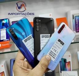Note 8 128GB Lacrado com Nota e garantia
