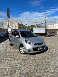 Nissan March 1.0 Extra 2015 R$ 38.990