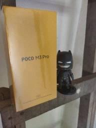 Título do anúncio: Poco m3 pro 128GB AZUL PRETO AMARELO