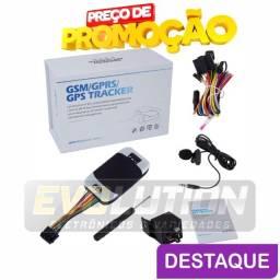 Rastreador Bloqueador Veicular Carro e Moto Gps Tracker Tk-303 g