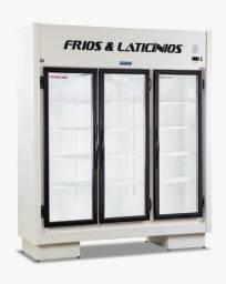 Título do anúncio: Expositor Frios e Laticínios 3 Portas Fortsul - EAS103RT *douglas
