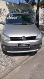 VW CrossFox 1.6 2013 GNV