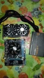 i7 2600+placa mãe e placa de vídeo gtx 1050