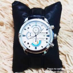 Relógio masculino importado original Faerduo todo funcional