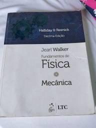 Livro de Física- Halliday e Resnick fundamentos de física